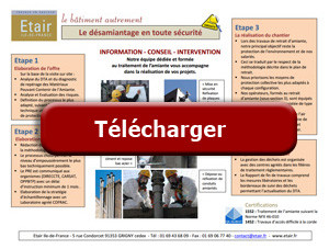 etair desamiantage telecharger