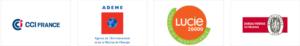 Logos des partenaires EnVol