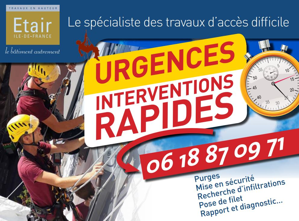 Etair Interventions Rapides